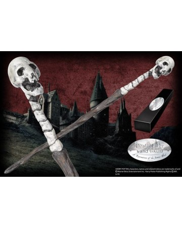 Harry Potter - Baguette Death Eater (Skull)