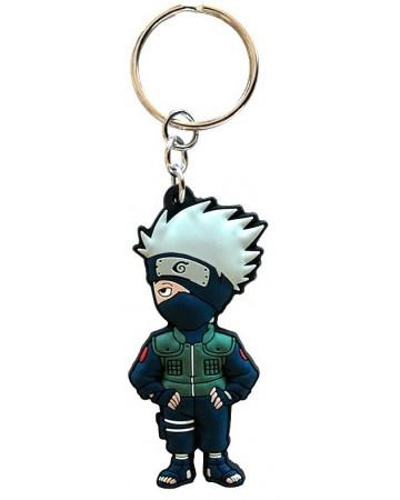 Naruto - porte-clé PVC Kakashi