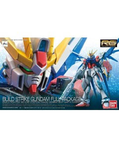 Gundam - RG 1/144 GAT-X105B/FP Build Strike Gundam Full Package