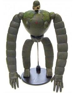 Laputa Castle - Figurine Robot Géant
