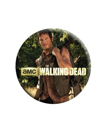 The Walking Dead - Badge Daryl