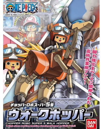 One Piece - Model Kit Chopper Robot - Walk Hopper
