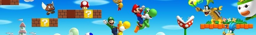 Mario & jeux Nintendo