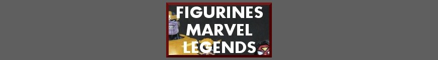 Marvel Legends - action figures
