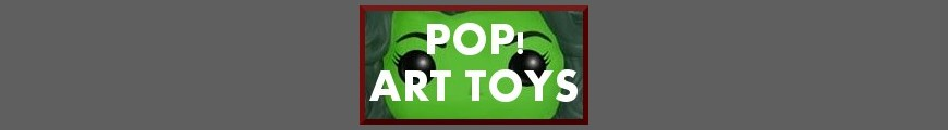 Marvel - Art Toys & Pop
