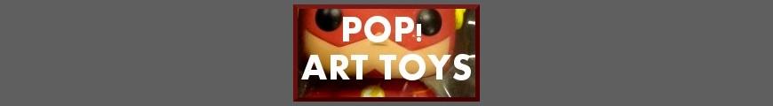 DC Pop! & Art Toys