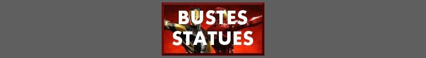 Marvel - Bustes & Statues